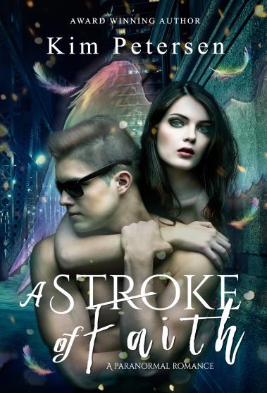 a stroke of faith amazon cover